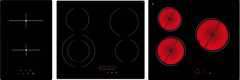 Cooktop Panel